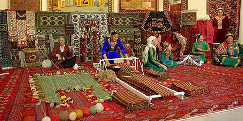 Что привезти из Туркменистана?