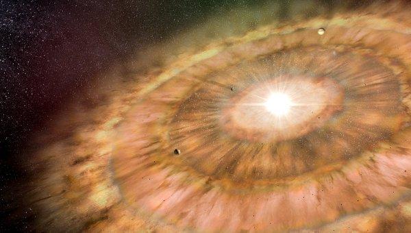 Время жизни Солнечного протопланетного диска