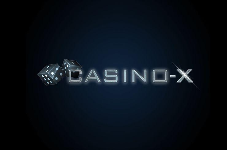 Играем через казино X в новый автомат Rex